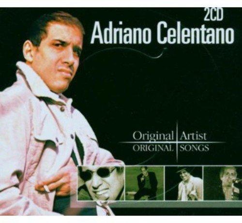 CD : Adriano Celentano - Original Artists/ Original Songs (Germany - Import)