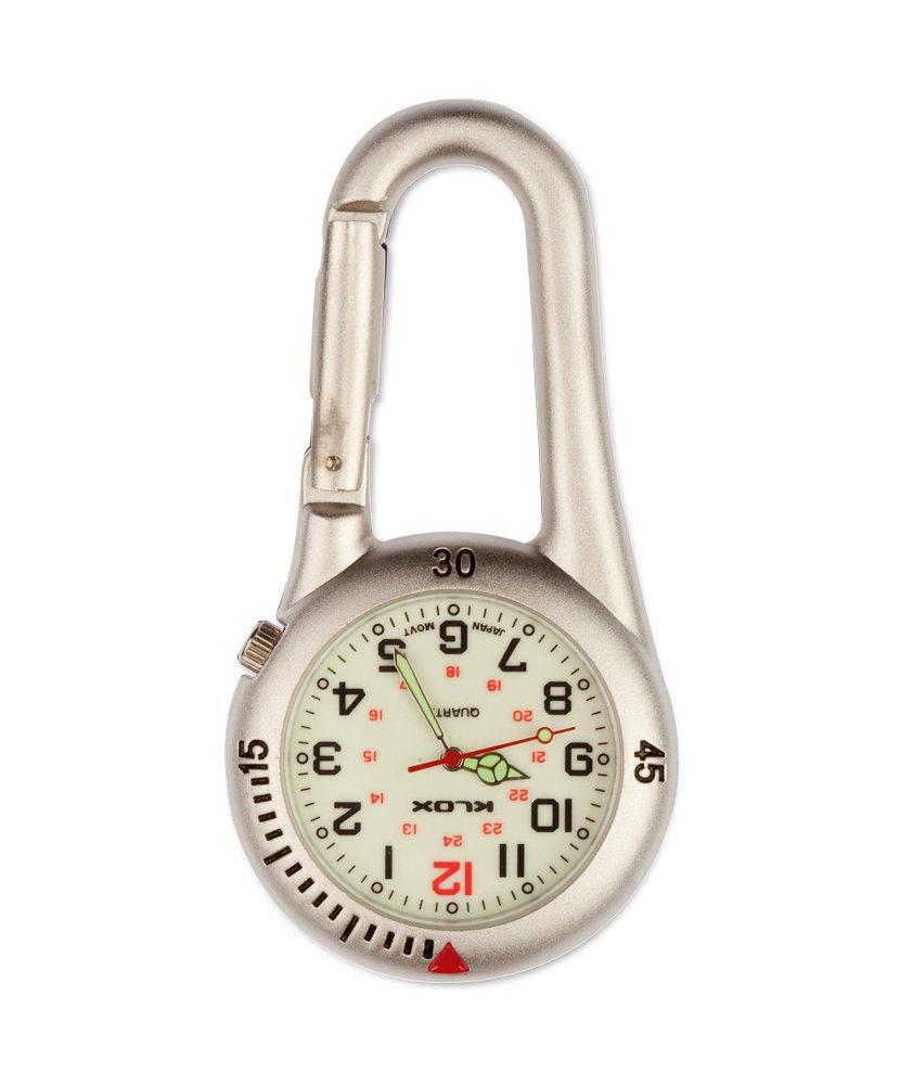 Alexandra Klox STC-NU28SI-R Metal Belt Watch, Plain, One Size, Silver