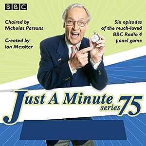 Just a Minute: Series 75 Radio/TV Program