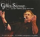 Je Vous Emporte Dans Mon Coeur by Servat, Gilles (2007-04-10)