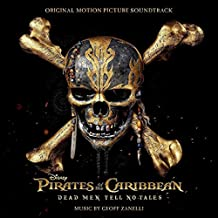 'Pirates Of The Caribbean: Dead Men Tell NoTales' soundtrack