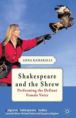Shakespeare and the Shrew: Performing the Defiant Female Voice (Palgrave Shakespeare Studies)