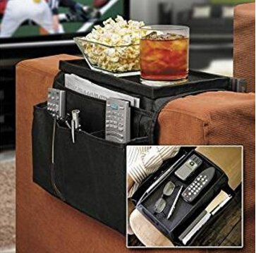 Review Sofa Armrest Organizer with