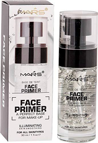 MARS Adbeni 5 Function Make-up Base Face Primer, 30 ml with Adbeni Kajal (Transparent)
