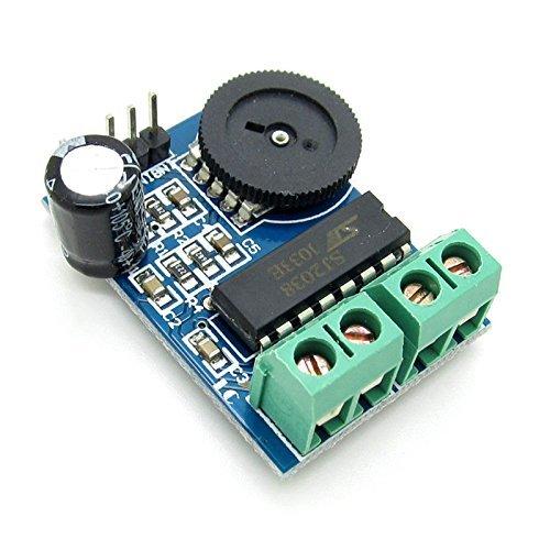 SenMod SJ2038 Power Amplifier Module Audio Dual BTL Audio Power Chip Amplifier Module 2-6V
