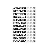 Trodat Swop Pads 6/4817 Replacement Ink Pads