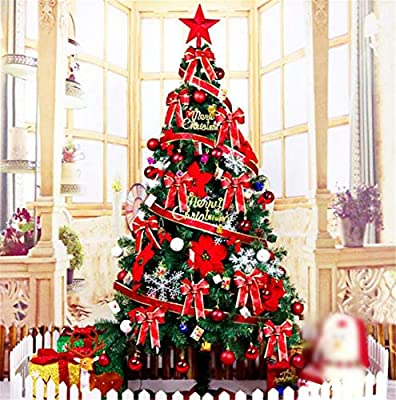 b7050961d4e STEAM PANDA Árbol de Navidad Artificial 1.8 M Gran árbol de Navidad ...