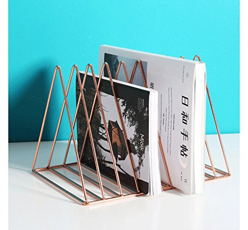 treasure-house Art Desktop Simple Office Folder Storage Rack Student Dormitory Mini Desktop