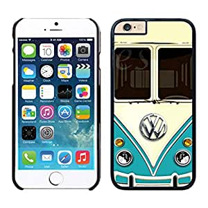 Fashionable Skin Case For iphone 6 Plus 5.5 Inch With VW Bus iphone 6 plus 5.5 TPU inch Phone Case 259