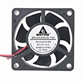 60 x 60 cooling fan - GDSTIME Dual Ball Bearing 60mm x 60mm x 20mm 12v Brushless DC Cooling Fan
