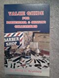 Value Guide for Barbariana and Shaving Collectibles, Phillip L. Krumholz, 096209871X