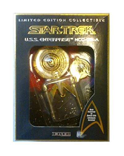 USS Enterprise Ncc-1701-A Limited Edition Collectable