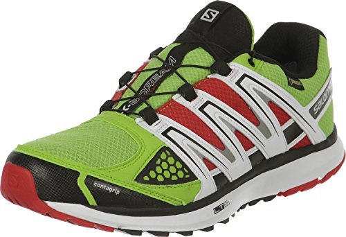 SALOMON Citytrail X-Scream GTX Scarpa da Trail Running Uomo Verde