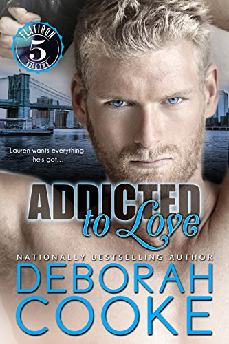 Addicted to Love (Flatiron Five Book 2)