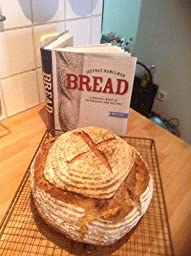 Bread : A Baker's Book of Techniques and Recipes by Jeffrey Hamelman (2004, Hard