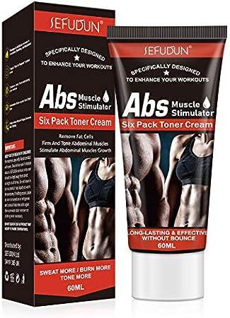 La Crema Caliente Para Quemar Grasa, Crema Natural Para Perder Peso, Adecuada Para Los Músculos Abdominales Masculinos Y Femeninos, Se Puede Utilizar Para Tensar Los Músculos De Los Muslos
