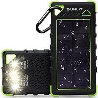 Solar Charger SUNLIT | Portable Power Ba...