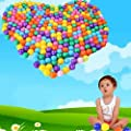 E Support™ Colorful Plastic Ball Pit Balls Baby Kids Tent Swim Toys Ball Pool Ball Ocean Ball by E Support that we recomend personally.