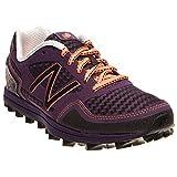 New Balance Women's WT00 Minimus Trail Running Shoe,Purple/Pink,7 B US