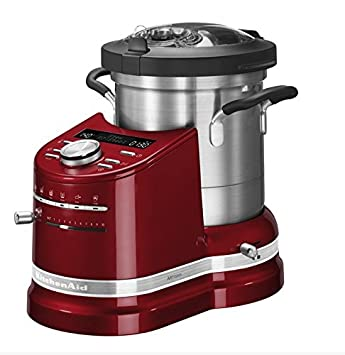 Amazon.de: KITCHENAID 5KCF0103EER/4 Artisan Küchenmaschine mit ...