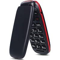 """ukuu 1,8"""" Teléfono móvil Unlock con Tapa"""