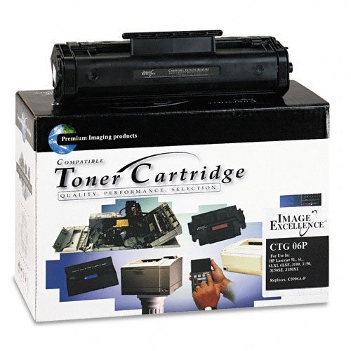5l 6l 3100 3150 Ax - CTG Remanufactured Toner Cartridge (Alternative for HP C3906A 06A)