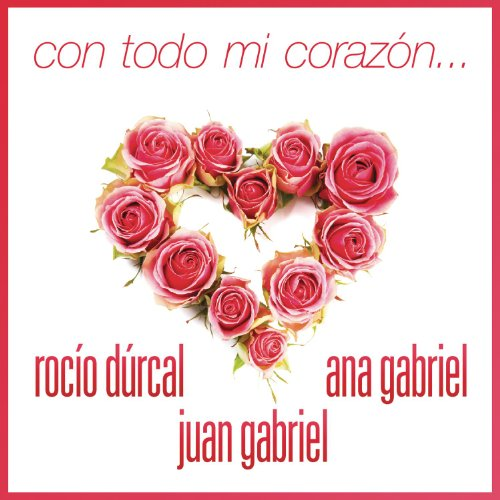 CD : Juan Gabriel - Con Todo Mi Corazon (CD)