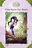 Vidia Meets Her Match (Disney Fairies) (Disney Chapters)