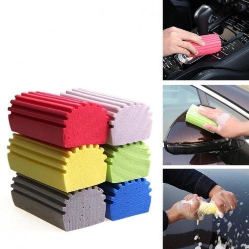 WeberMarket(TM) Brush Cleaner Car Kitchen PVA Eraser Magic Cleaning Sponge