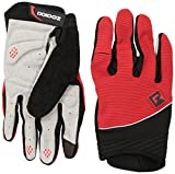 #3: Zookki Cycling Gloves Mountain Bike Gloves Road Racing Bicycle Gloves Light Silicone Gel Pad Riding Gloves Touch Recognition Full Finger Gloves Men/Women Work Gloves