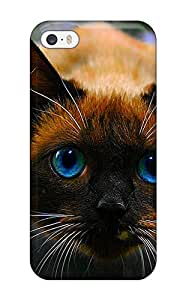 New Arrival Premium 5/5s Case Cover For Iphone (mesmerizing Eyes)