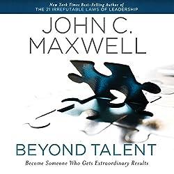 Beyond Talent