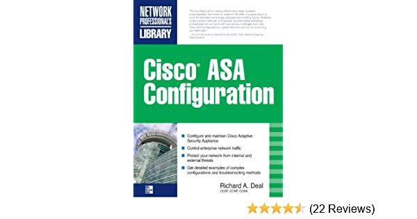 Cisco ASA Configuration (Networking Professional's Library) 1