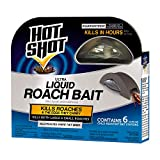 Hot Shot Ultra Liquid Roach Bait (HG-95789) (Pack of 6)