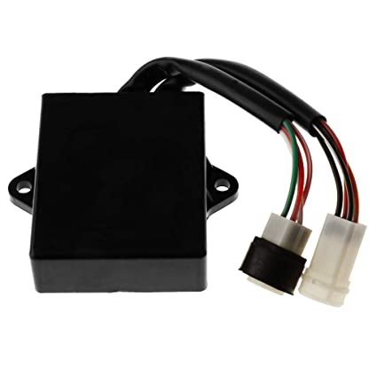 MagiDeal CDI Control Unit Ignition Coil Box Replacement for