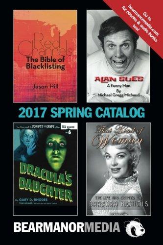 BearManor Media 2017 SPRING Catalog