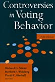 Controversies in Voting Behavior, Niemi, Richard G. and Weisberg, Herbert F., 0872894673