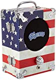 Pignose Industries 7-100 1776 Guitar Combo Amplifier, Old Glory Amerian Flag Finish