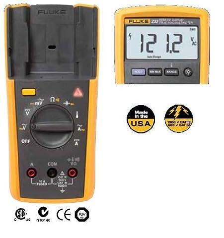 Fluke 233 Remote Display Multimeter (Fluke Hvac)