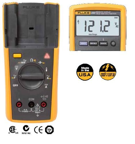 Fluke 233 Remote Display - In Stores Ma Outlet