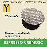 Yespresso Capsule Nescafe Dolce Gusto Compatibili Cremoso - Confezione da 32 Pezzi