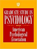 Graduate Study in Psychology, 2009