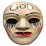 The Purge 'God' Anarchy Cosplay Universal Mask