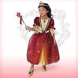 Disney Belle Interactive Deluxe Costume Set Kids