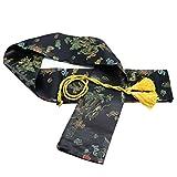 """51"""" Silk Japanese Katana Samurai Wakizashi Tanto"""