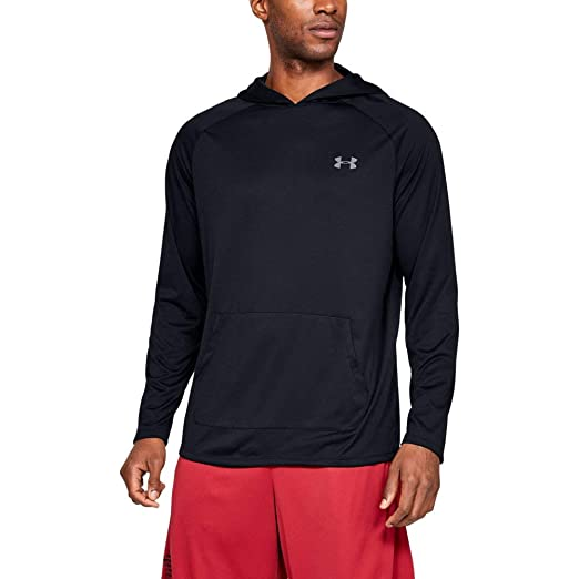 bcde9695f7c44d Amazon.com: Under Armour Men's Tech 2.0 Hoodie Pullover: Clothing