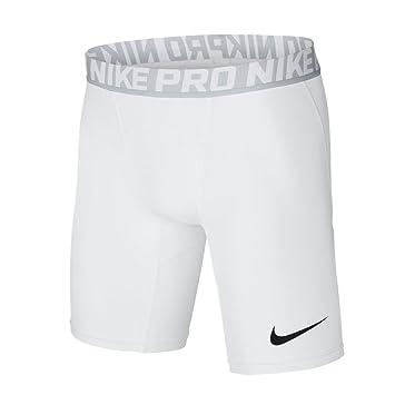 d3ca383271 Nike Pro Men's Shorts, Men, White, M: Amazon.co.uk: Sports & Outdoors