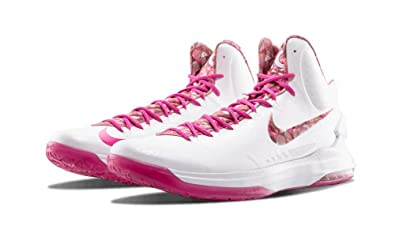 Nike KD V Premium Aunt Pearl (598601-100) (9 D(M