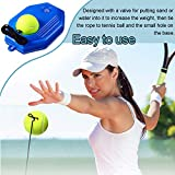 Sumind Tennis Trainer Tennis Ball Trainer Tennis