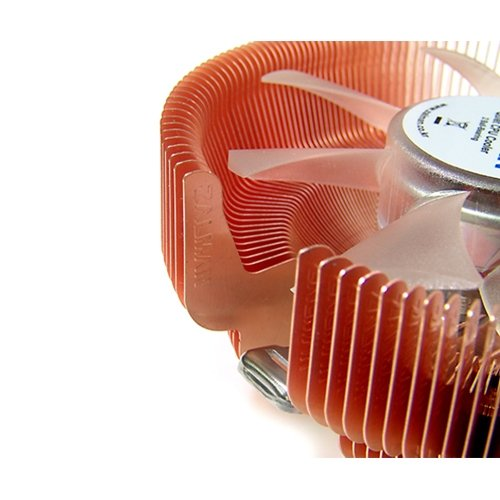 Zalman LED Copper CPU Cooling Fan CNPS7500-CU LED